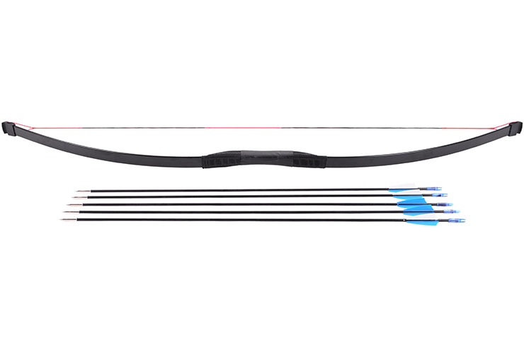 Traditional Chinese Bow, Black