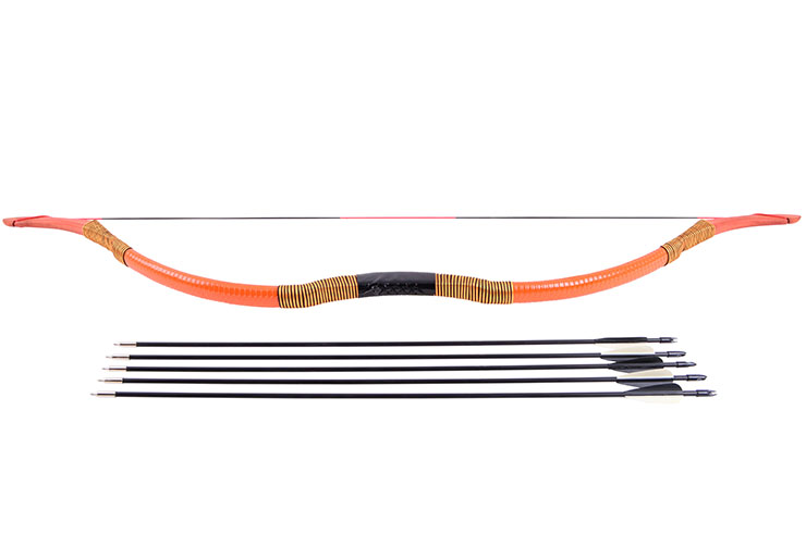 Traditional Chinese Bow, Natural