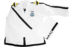 ITF 4-6 dan Sasung Dobok, White Collar