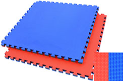 cont53 Taiwan Tatami puzzle 4cm bleu rouge T
