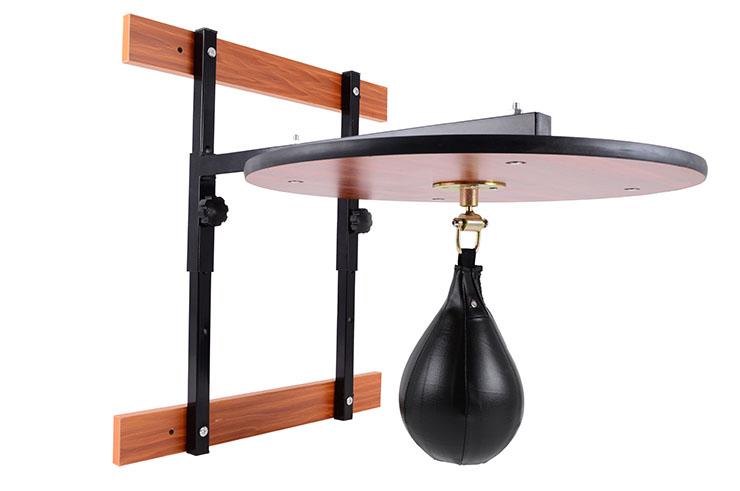 Wall platform & Speed bag, Adjustable height