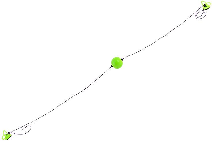 Ceiling Reflex ball, Quick release