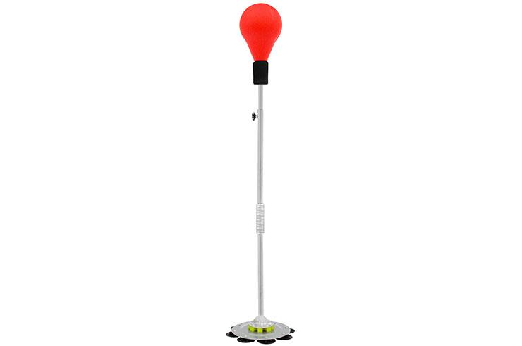 Punching-ball (light), Ressort central & socle ventouses - NineStars