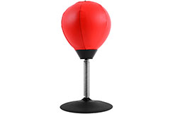 Punching ball de bureau (avec encadré pour photo)