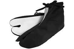 Chaussures de Ninja Tabi, Intérieur