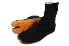 Ninja Tabi Shoes - Outdoor, Rubber Soles