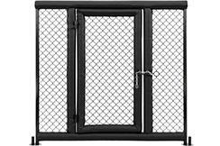 Panneau de cage MMA, Avec Porte, Haut de Gamme - NineStars