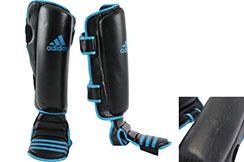 Protège-tibias & Pieds L - Blue ADIGSS012, Adidas