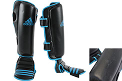 Step & Shinguards L - ADIGSS012, Adidas