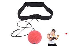 Balle de réflexes pour Boxe - Speedball Pro