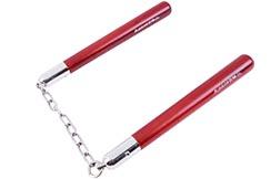 Tai Chi Fan (Tai Ji Shan) Dragon & Phoenix - Right Handed, Light Blue