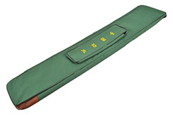 "Carrying case for Jian Wang sword (Large) ""ZhongGuo GongFu"" (108 x 20 cm)"