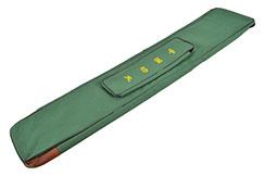 """Funda de transporte, Arma grande Jian Wang """"ZhongGuo GongFu"""" (108 x 20 cm)"""