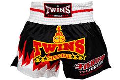 Muay Thai Boxing Shorts - TTBL004, Twins
