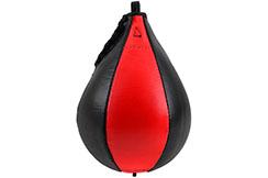 Speed Bag, Black & Red - Wesing