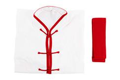 Camisa Chang Quan con cinturón, Clásico (Talla 1m70)