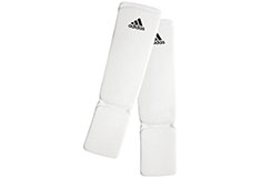 Step & Shinguards - ADIBP08, Adidas