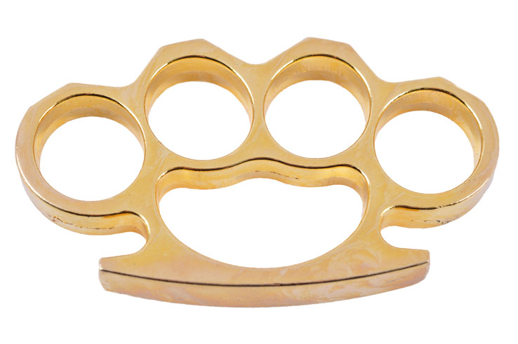 Brass Knuckle with Spikes