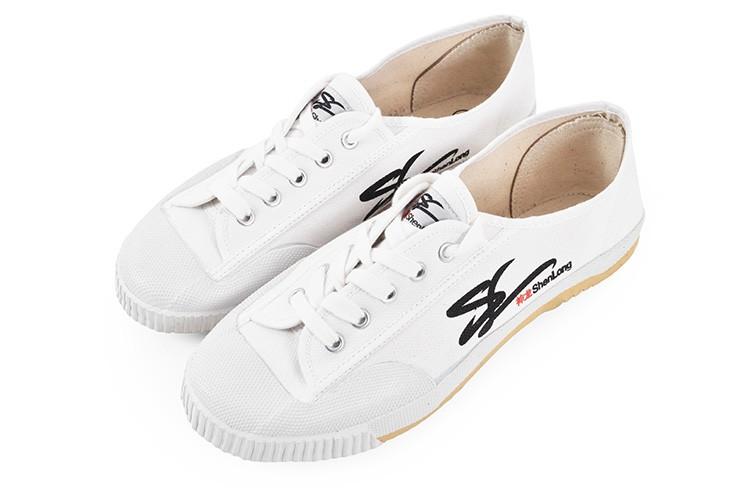 [Déstock] Zapatos Wushu 'Shen Long' Blancos