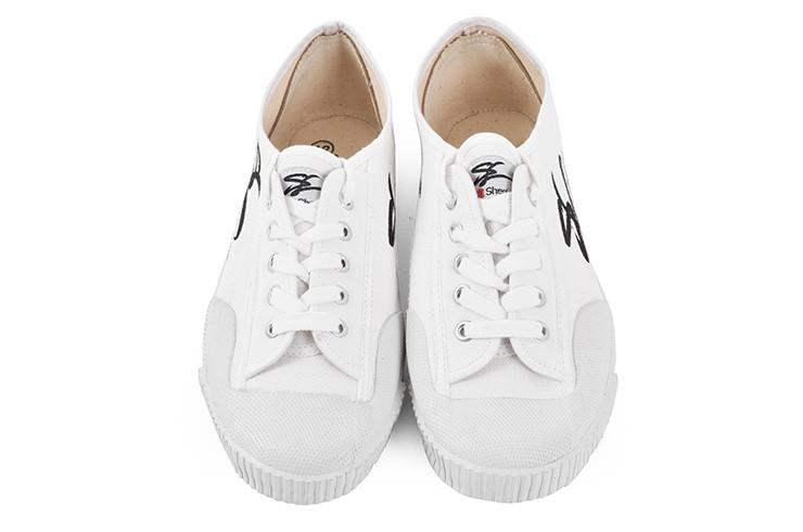 [Déstock] Chaussures Wushu «Shen Long» Blanches