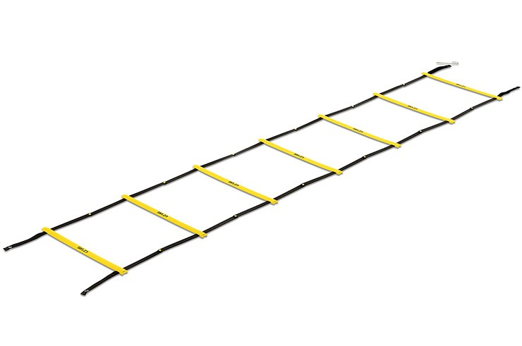 Red Quick Ladder - Fitness Agility Ladder, PURE