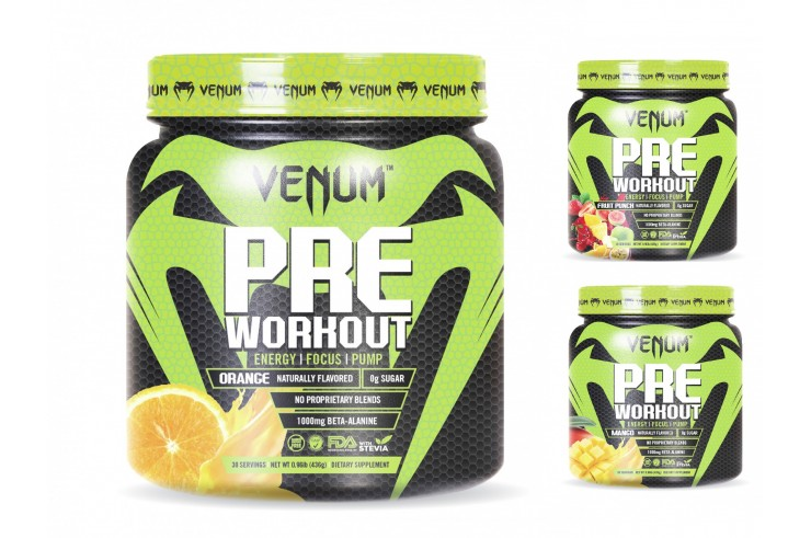 Pre-Workout 30 doses, Venum