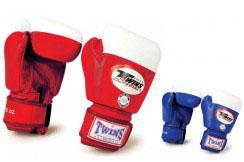 "Gants de Boxe en Cuir ""BG-4"", Twins"