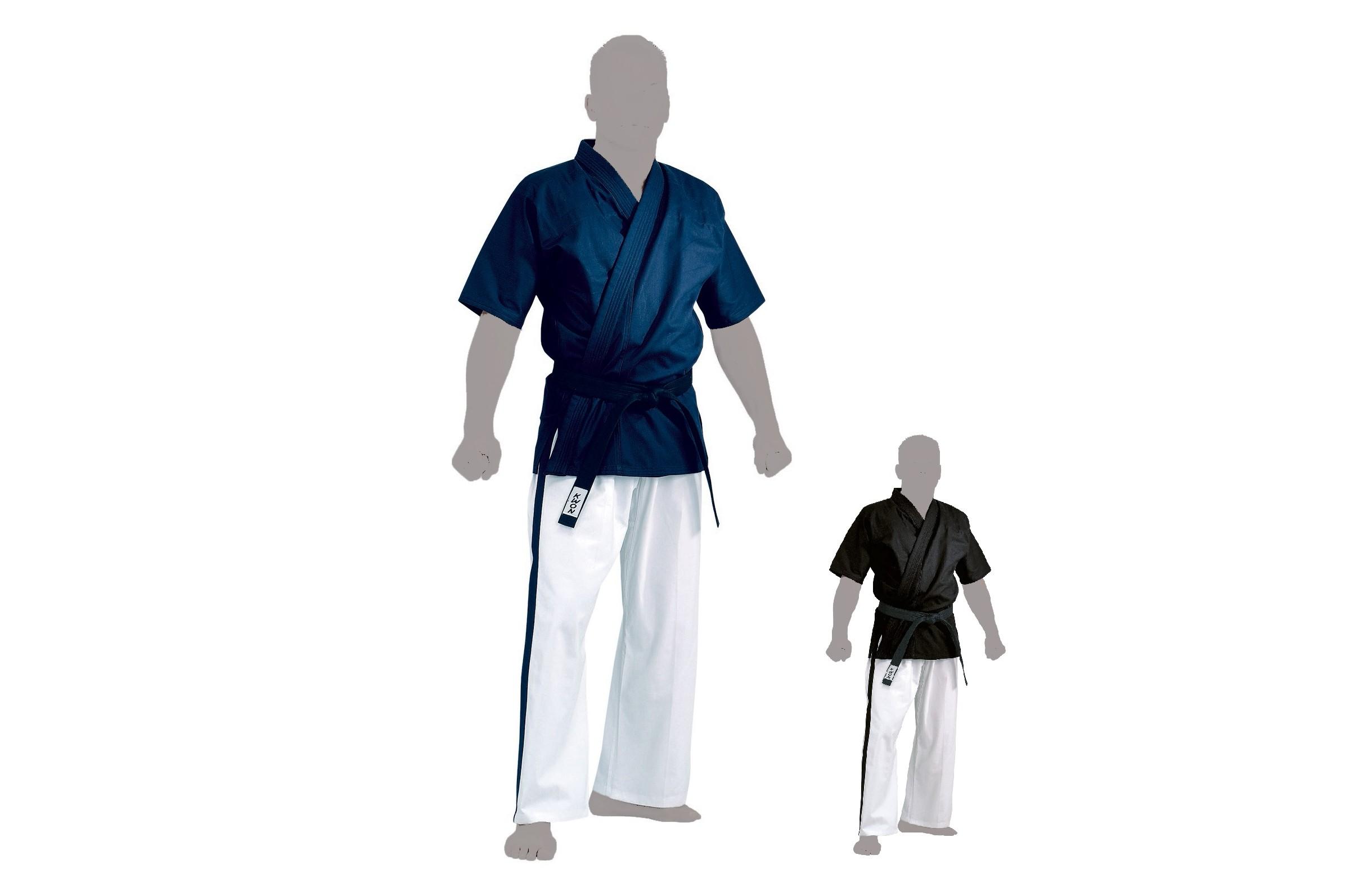 Kimono Yoseikan, Kwon