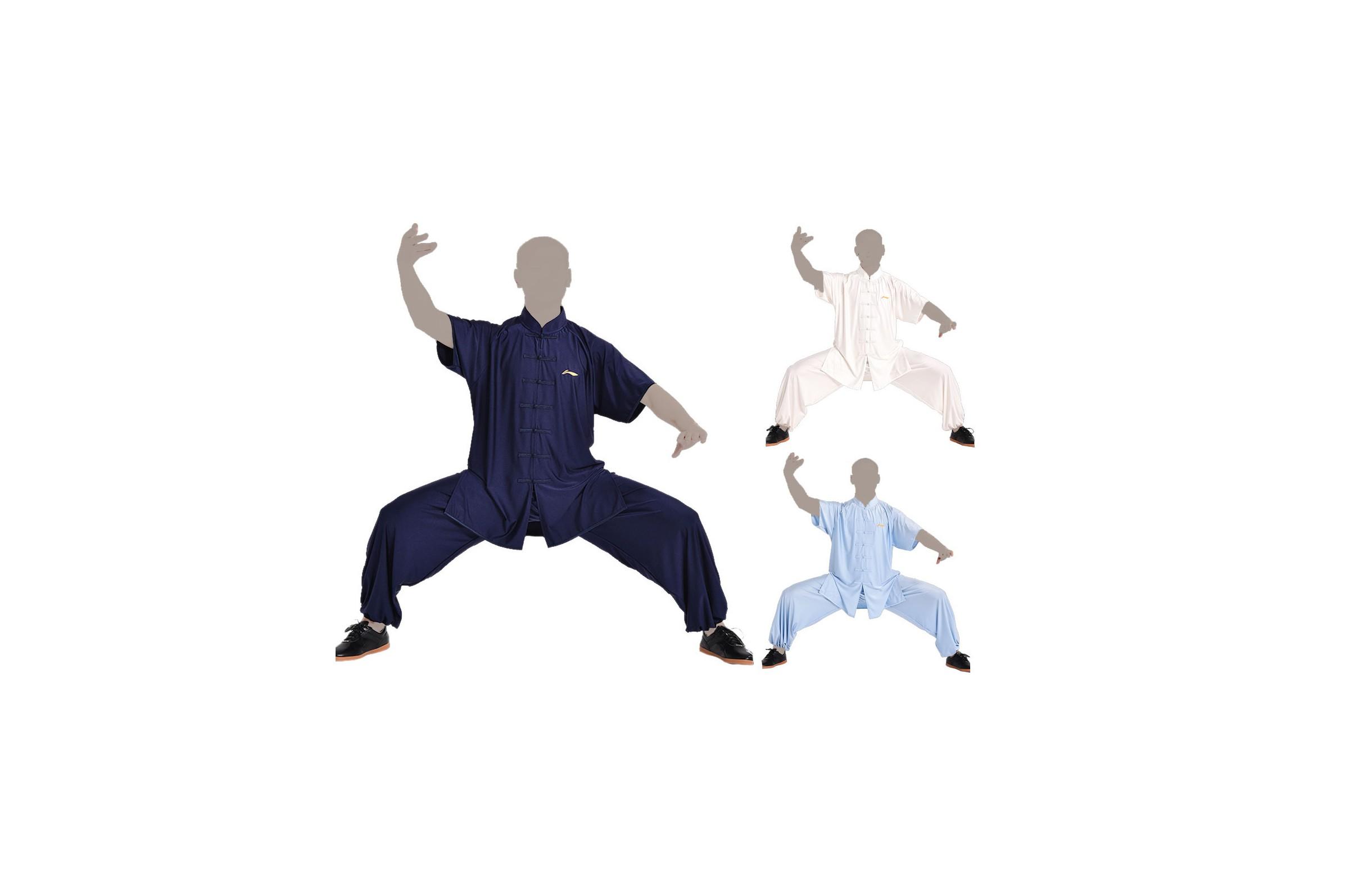 Tenue Chang Quan Haut de Gamme, Lining