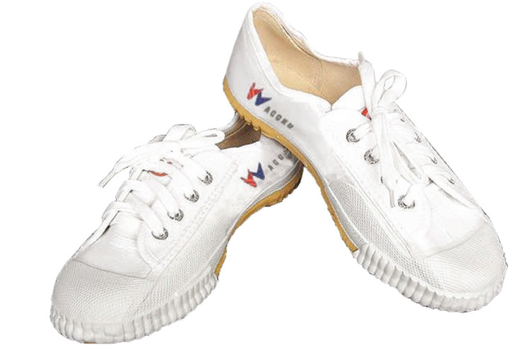 Chaussures Wushu, Blanches T35 - CHF541, Dojo Master
