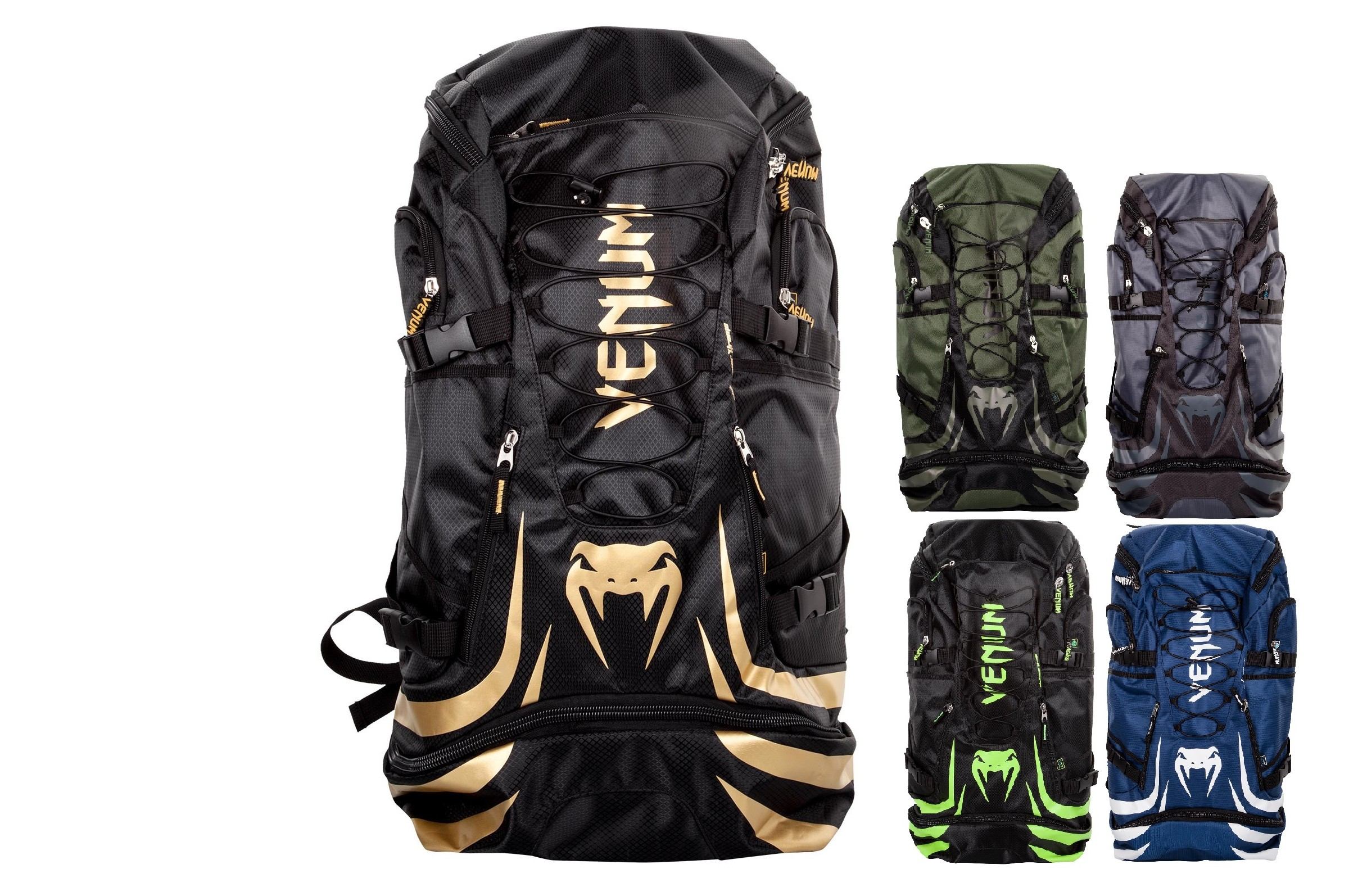 """Sac de Sport ''Challenger Xtreme""""- 45/63L, Venum"""