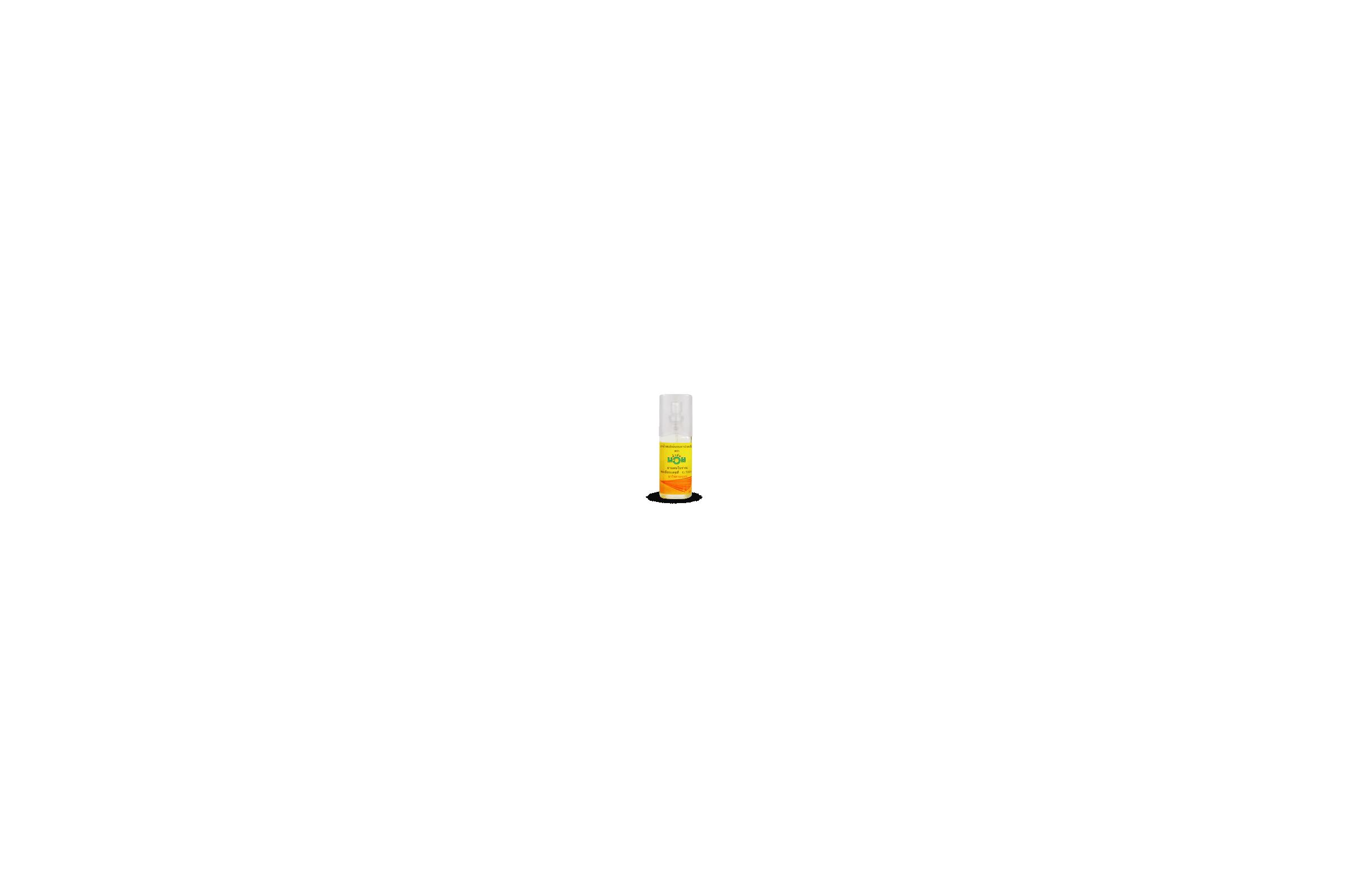 Liniment, Spray Huile Chauffante Thaï - 20ml