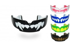 Protector Bucal, simple - Design Dientes, Jaws