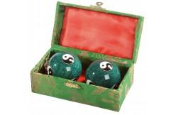Bolas de Qi Gong, Salud China
