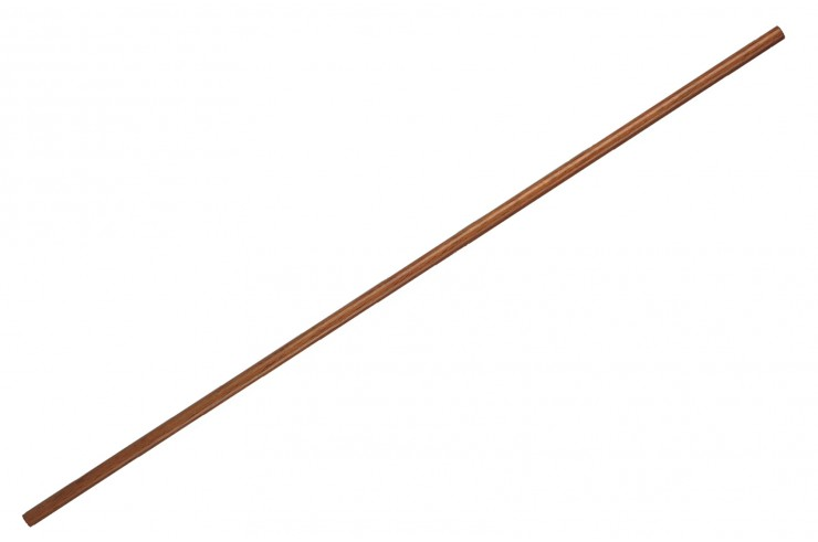Straight Stick (Jyo) - Red Oak