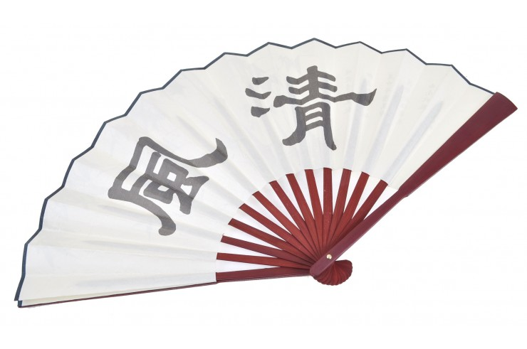 Traditional Fan, 2in1 White