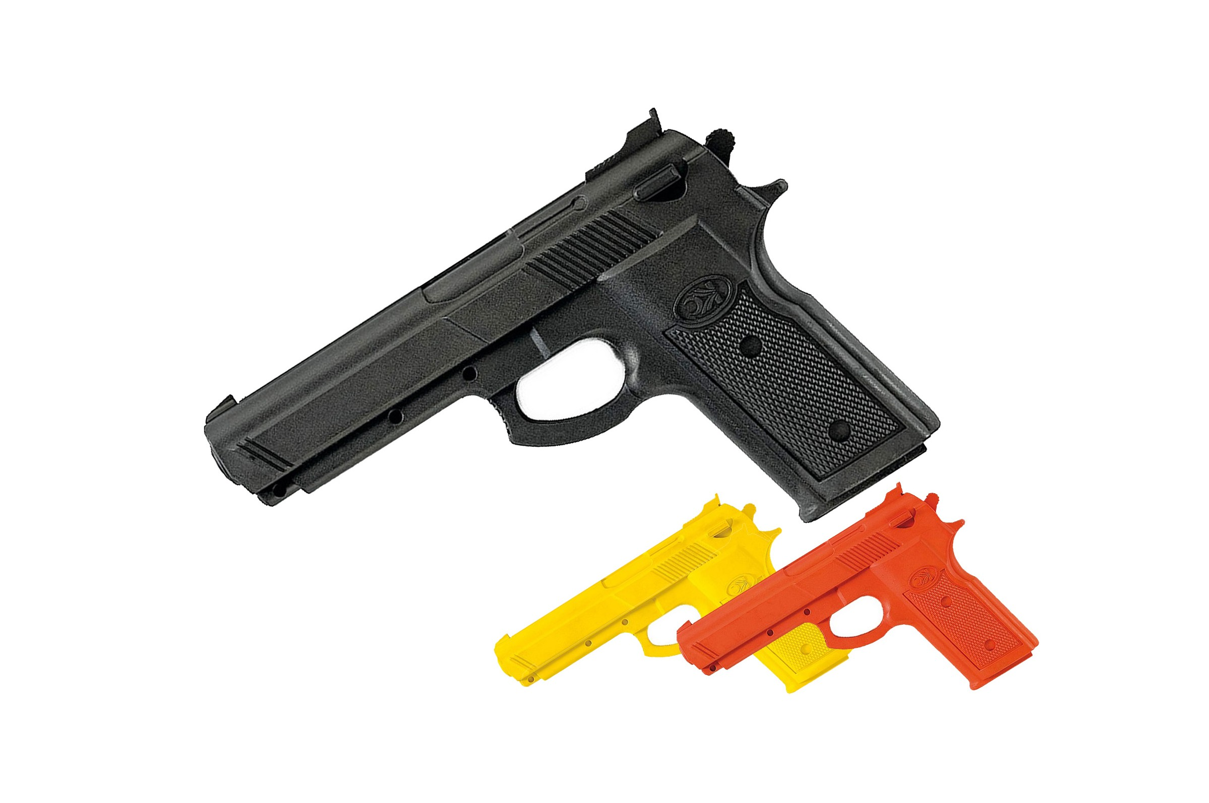 Pistolet caoutchouc de Formation (poids réel), Kwon