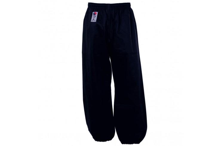 Pantalones de artes marciales, algodón grueso 8.5oz