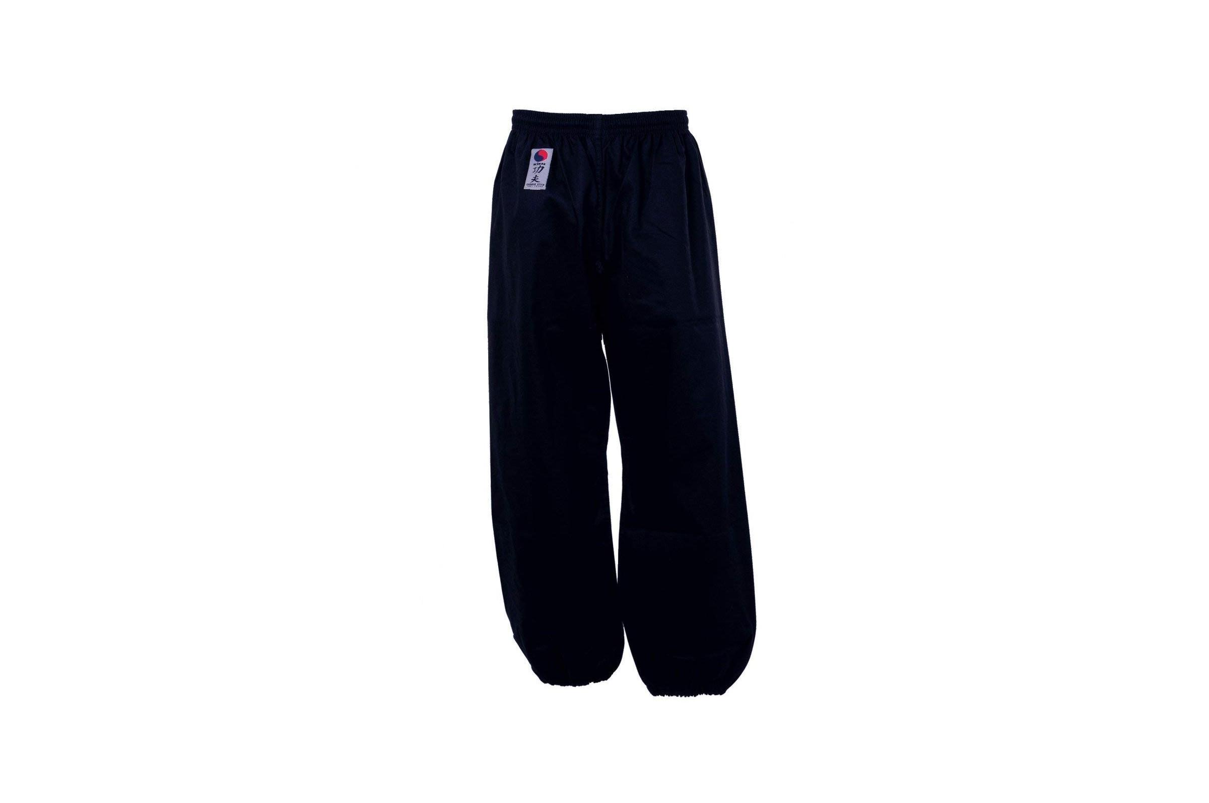 Martial Arts Pants, Very Thick Cotton 8.5oz