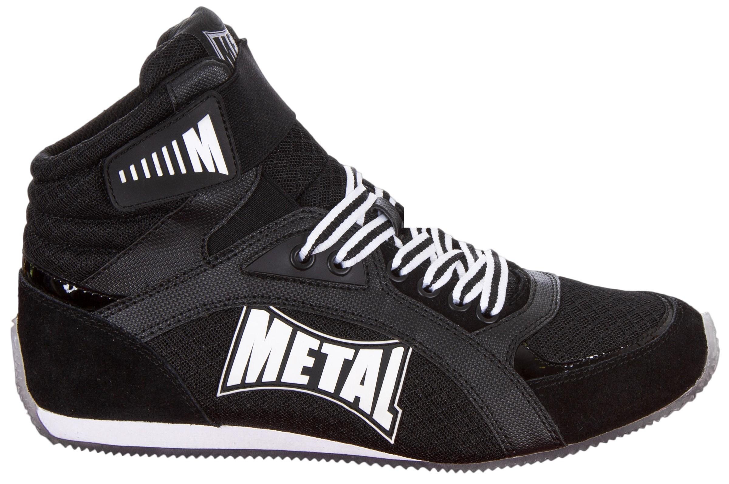 [Fin de série] Chaussures de Boxe, Viper 1 CH100N, Metal Boxe DragonSports.eu