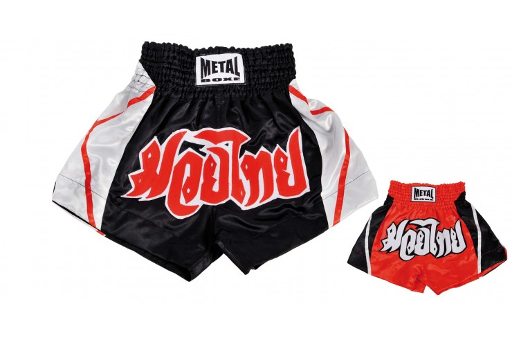 Short Boxe Thaï, Metal Boxe MB62
