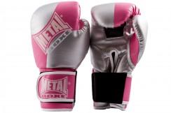 Guantes de Boxeo Fitness, Metal Boxe MB480