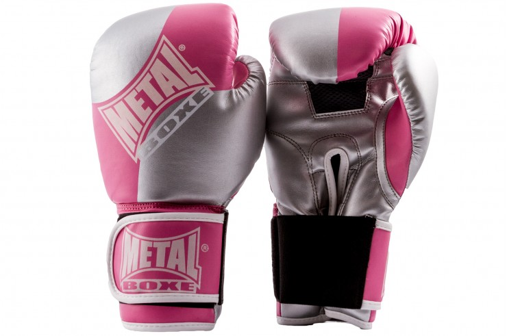 Gants Boxe Fitness, Metal Boxe MB480
