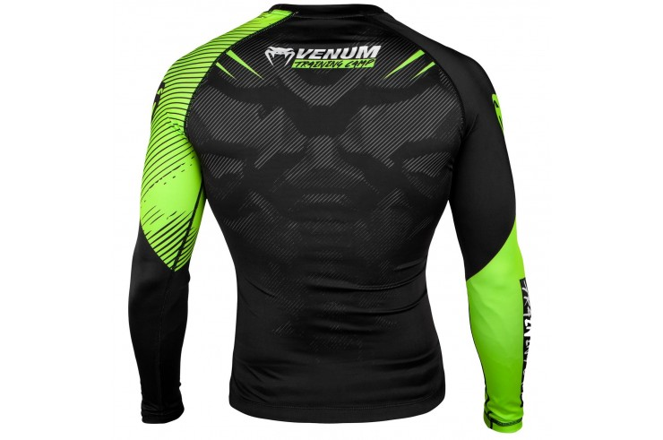 Rashguard Mangas Largas - Training Camp 2.0, Venum