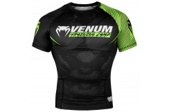 Rashguard Manches Courtes - Training Camp 2.0, Venom