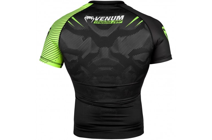 Rashguard Mangas Courtas - Training Camp 2.0, Venum