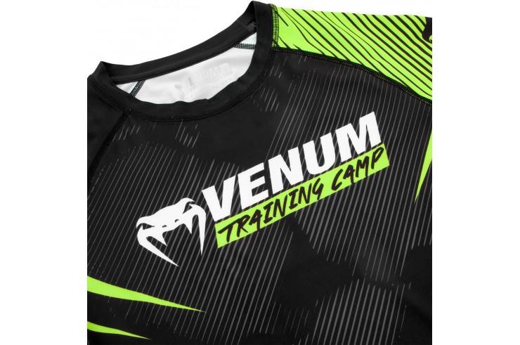 Rashguard Manches Courtes - Training Camp 2.0, Venom