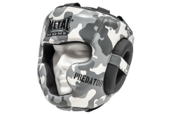 Integral Head Guard - MB229AR, Metal Boxe