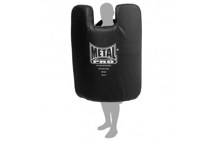Escudo de Golpeo y Oposición Metal Boxe MB1002