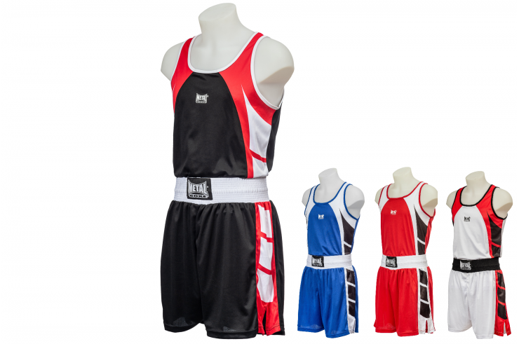 Ensemble de Boxe, Adulte - MB6474, Metal Boxe